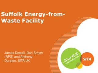 Suffolk Energy-from-Waste Facility