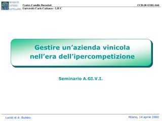 Seminario A.GI.V.I.