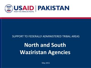 North and South Waziristan Agencies