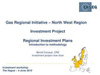 Why involving GRI NW in regional investment plans?