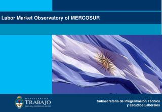 Labor Market Observatory of MERCOSUR