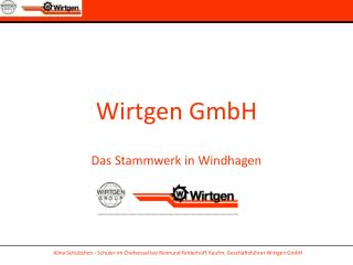 Wirtgen GmbH