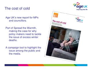 The cost of cold