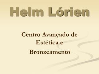 Helm Lórien