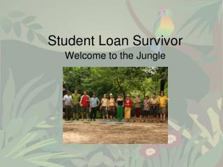 Student Loan Survivor