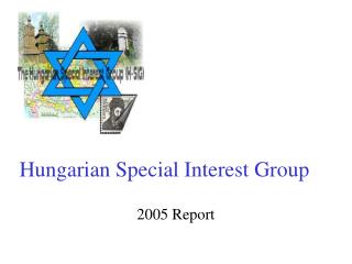Hungarian Special Interest Group