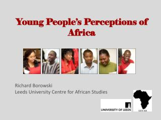 Young People's Perceptions of Africa
