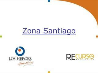 Zona Santiago