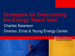 Strategies for Overcoming the Energy Talent Void