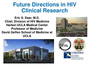 Future Directions in HIV Clinical Research
