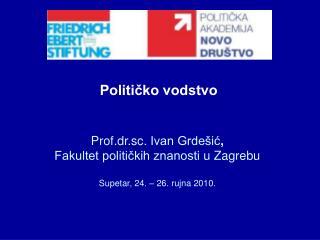 Političko vodstvo