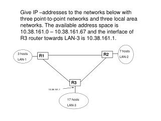 7 hosts LAN-2