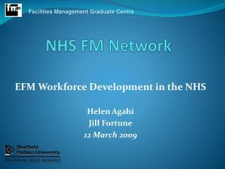NHS FM Network