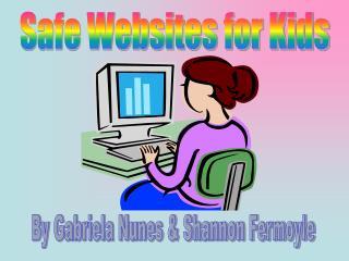 Safe Websites for Kids