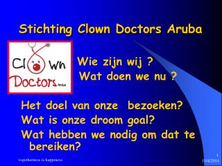 Stichting Clown Doctors Aruba