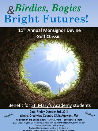 Bright Futures!