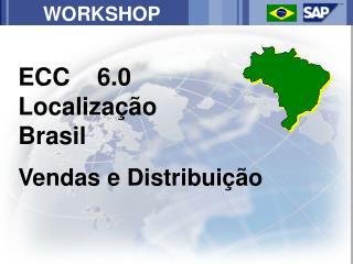 ECC    6.0 Localização Brasil