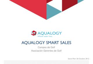 AQUALOGY SMART SALES
