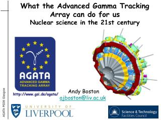 What the Advanced Gamma Tracking Array can do for us Nuclear science in the 21st century
