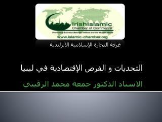 الاستاذ  الدكتور جمعة محمد الرقيبي