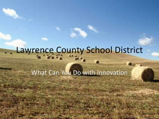 Lawrence County School District