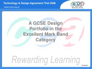 Technology & Design Agreement Trial 2006