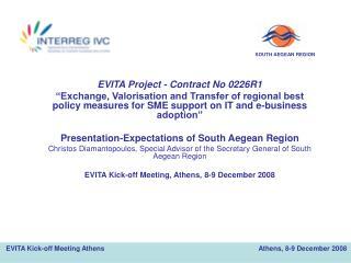 EVITA Project - Contract No 0226R1