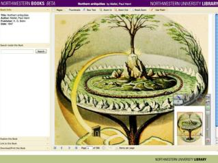 Web-based workflow software to support book digitization and dissemination