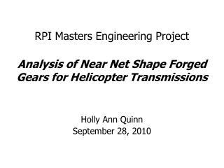 Holly Ann Quinn September 28, 2010