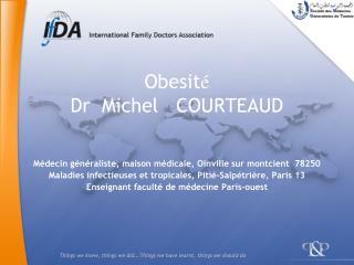 Obesit � Dr  Michel   COURTEAUD