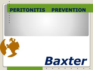 PERITONITIS    PREVENTION