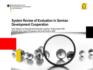 System Review of Evaluation in German Development Cooperation