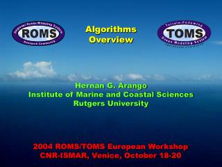 Algorithms Overview