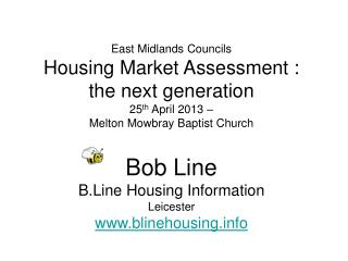 Housing Market Assessments the next generation