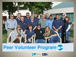 Peer Volunteer Program