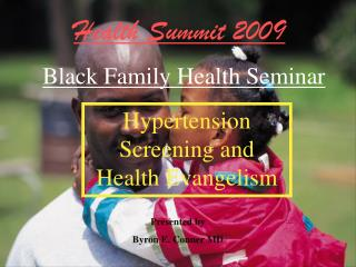 Health Summit 2009