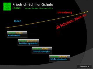 Friedrich-Schiller-Schule LEIPZIG        anders.denkend.humanistisch