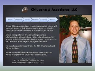 Chiusano & Associates, LLC