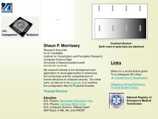 Shaun P. Morrissey