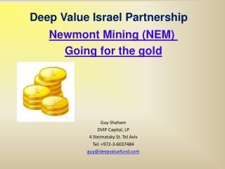 Deep Value Israel Partnership