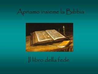Il libro della fede