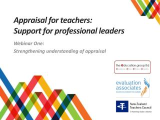 Appraisal for teachers:  Support for professional leaders