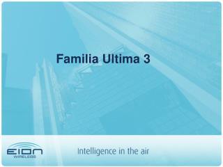 Familia Ultima  3