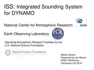Operating Atmospheric Research Facilities for the  U.S. National Science Foundation