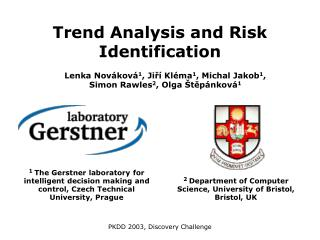 Trend Analysis and Risk Identification