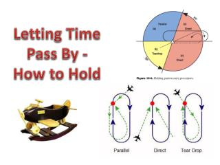 Letting Time Pass By -  How to Hold