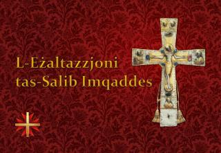 L -Eżaltazzjoni t as-Salib Imqaddes