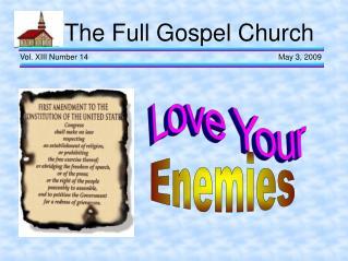 The Full Gospel Church