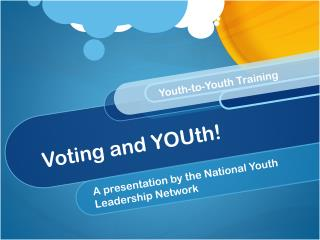 Voting and YOUth!