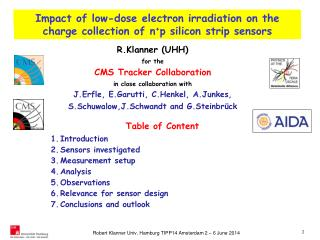 Impact of low-dose electron irradiation on the charge collection of  n + p  silicon strip sensors